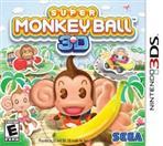 NINTENDO Nintendo 3DS Game SUPER MONKEY BALL 3D